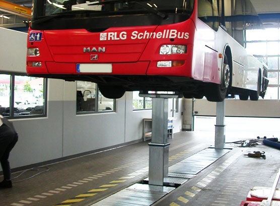 Inground Car Lift
